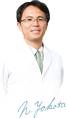 TC関節機能センター 医師 横田 直正